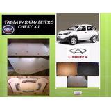 Tabla Maletero O Bandeja Área De Carga Chery X1, Arauca