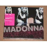 Madonna Sticky & Sweet Nuevo [pide Dscto Antes Comprar] Emk