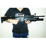 Fusil M4 De Asalto Replica 1 A 1 Del Real