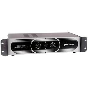 Amplificador Potência Ll Audio Pro1200 300w Rms Frete Grátis