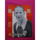 Revista El Grafico N° 654 1932 Carlos Santamaria Platense