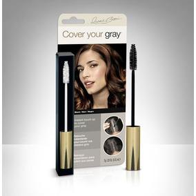 Rimel/ Mascara Cover Your Gray P/ Retocar Cabelos Brancos!