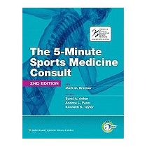Libro 5-minute Sports Medicine Consult, Mark D Bracker