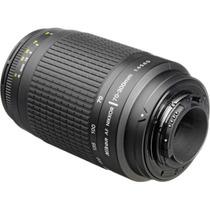 Lente Nikon 70-300mm Af Zoom F/4-5.6g + Parasol