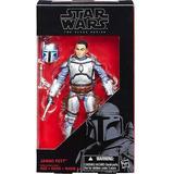 Jango Fett #15 Star Wars The Black Series Nuevo Sellado