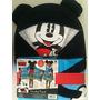 Toalla De Disney Mickey Mouse Con Capucha Del Baño