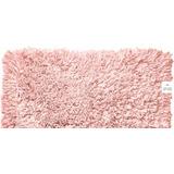 Tapete Em Tecido Rosa Salmão Para Quarto Banheiro 80cmx50cm