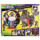 Technodrome Playset Tortugas Ninja