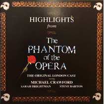 Cd Sarah Brightman The Phantom Of The Opera