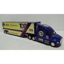 Trailer Kenworth T700 Club America Centenario Esc, 1;68