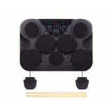 Medeli Bateria Electronica Dd-315 7 Pads Usb Ped Housemusic