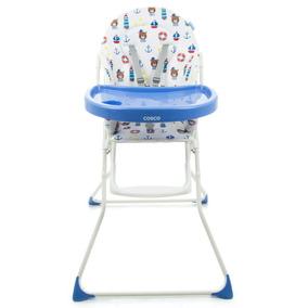 Cadeira De Refeição Banquet Azul Marinheiro Meses 23kg