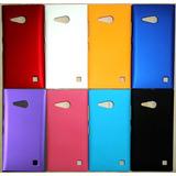 Capa Nokia Lumia 730, 735 Lindas Cores