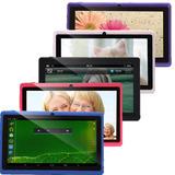 Tablet 7 Económica Android 4.4.2 Mem8gb Ram1gb Dualcore