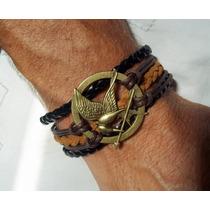 Bracelete Pulseira - Jogos Vorazes - Tordo