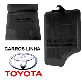 Tapete Borracha Toyota_corolla 98/01 / Rav4 - 4pçs