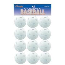 Pelotas De Plástico Para Practicar Béisbol Champion Sports
