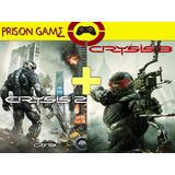 Crysis 2 & Crysis 3 | Ps3 | Entrega Inmediata