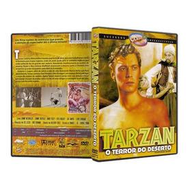 Tarzan O Terror Do Deserto