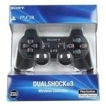 Sony Dualshock Joystick Ps3 En Blister Sellado Inalambrico