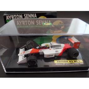 F1 - Ayrton Senna - Mclaren Campeão 1988 - 1:43 - Minichamps