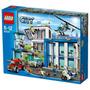 Lego 60047 Lego City Fuga Da Delegacia A Pronta Entrega