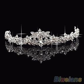 Coroa Tiara Noiva Daminha Dama Debutantes Casamento