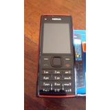 Nokia X2-00 +cargador P/ Personal Garantia