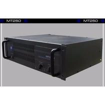Potencia Zkx Mt250 90w Rms 200 W Continuos Nueva!!