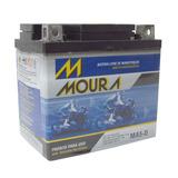 Bateria Moura Ma5-d Moto Sundown Hunter 100 2008 Ate 2011