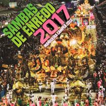 Sambas De Enredo Carnaval 2017 - Rio De Janeiro Cd