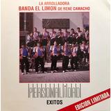 Cd La Arrolladora Banda El Limon Personalidad Exitos