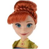 Princesa Anna Frozen Original Muñeca Fiebre Congelada Disney
