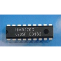 Circuito Integrado Hm9270d Codificador