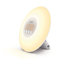 Philips Hf3500 Wake-up Light Terapia De Luz
