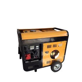 Generador Planta De Luz Diesel 4000 Watts 10hp 110/220v