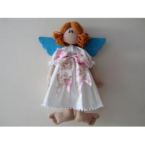 Boneca Angelical Tam.50cm.x Larg. 34cm. Peso 275gr.