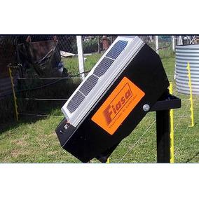Boyero Solar 20km C/ Batería P/ Cercos Alambrados Perimetral