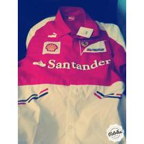 Camisa Puma Scuderia Ferrari - 100% Original -