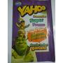 Album De Shrek Tercero Promoción Cajas De Jugo Yahoo
