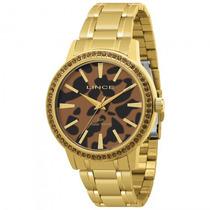 Relógio Lince Lrg4192l M1kx Feminino Dourado - Refinado