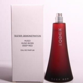 Perfume Hugo Boss Deep Red 90ml Tester - Nina Presentes