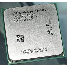 Processador Am2+ Athlon 64 X2 5200+