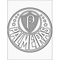Tecido Algodão Cru Para Agulha Mágica - Palmeiras