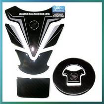 Kit Honda Cb 500x Protetores Tanque Bocal Resinado Alto Rele