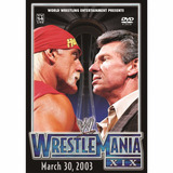 Wwe Wrestlemania Xix 19 2003 Español Dvd