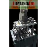 Punzonadora M2 Modena Corrediza 90ª Comp Aluminio Industrial
