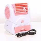 Mini Ventilador Con Aire Acondicionado Portátil Usb Pila
