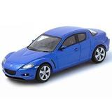 Diecast Mazda Rx8 Autoart 1:43
