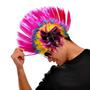 Gorro Peluca De Colores Para Carnaval Y Hora Loca